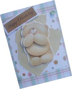 Handmade Forever Friends Birthday Card