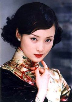 Jiang Qinqin 蒋勤勤