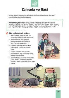 Malý vedec 1 Kids And Parenting, Montessori, Conditioner, Science, Adhd, Children, School, Jar, English
