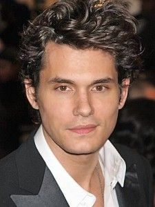Good Old John Mayer with his curls. All For Marty ~ Redefining the salon Experience ~ www.allformary.com