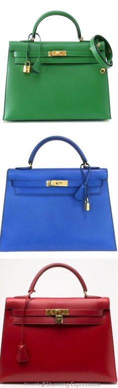 c6144a445292 Kelly Bag - Hermes Diese und weitere Taschen auf  www.designertaschen-shops.de