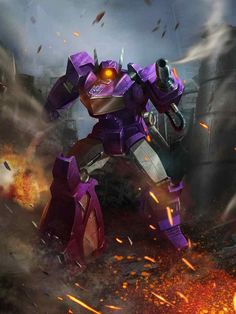 Decepticon Shockwave Artwork From Transformers Legends Game Transformers Decepticons, Transformers Video Game, Transformers Characters, Transformers Optimus Prime, Transformers Masterpiece, Gi Joe, Cartoon Pics, Sound Waves, Comic Art