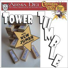 Tower Tumble Craft Kit