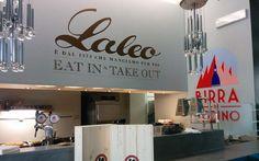 Laleo - eat in, take out - zuppe, supplì da passeggio, pocha (tasca di pane ripieno vario) a 10/15€ - piccolo locale raffinato