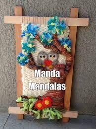 Resultado de imagen para telares decorativos de arboles Ladder Decor, Home Decor, Mandalas, Fabrics, Pendants, Decoration Home, Room Decor, Home Interior Design, Home Decoration