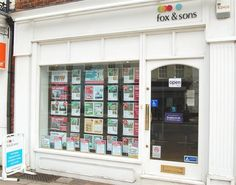 Estate Agents in Wellington | Fox & Sons - Contact Us
