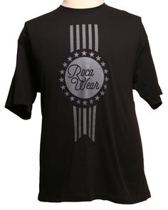 Big Mens Rocawear T-Shirt Black -Big and Tall Menswear,Large mens clothes, Big mens clothes, clothing for big men>.