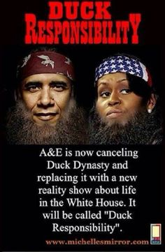 Guess who as Duck Dynasty? Lol