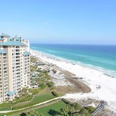 Wake up with a view like this. Book your next beach getaway at www.Sandestin.com