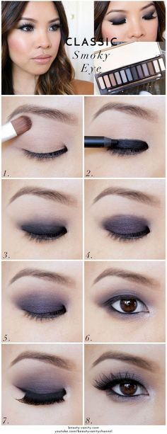Top 12 Asian Eye Makeup Tutorials For Bride – Famous Fashion Wedding Design Idea - Easy Idea (11)