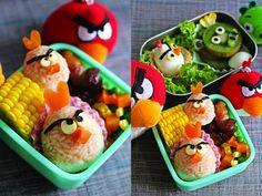 Angry Birds Rice Crispy Treats | Funny Food Recipes®