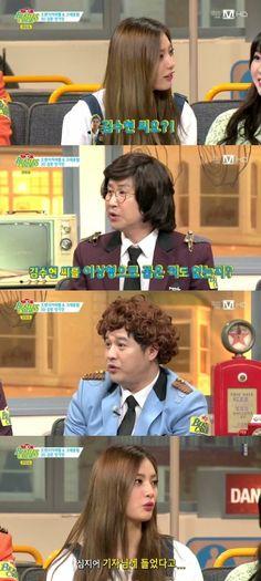 Nana-金秀賢互相欣賞爆愛火? 消息傳到SJ神童耳裡 - Yahoo 名人娛樂