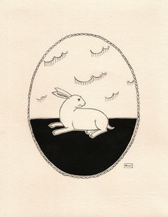 Andy Wyeth Illustration by Nina Torr, via Behance