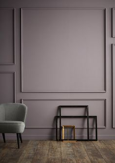 le noir&blanc extra mat vineyard purple - karwei