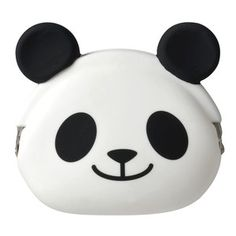Mimi Pochi Coin Case Panda Smile, $12.50, now featured on Fab.