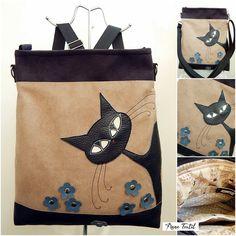 Trapéz többfunkciós hátizsák táska Minion, Reusable Tote Bags, Marvel, Handmade, Hand Made, Minions, Handarbeit