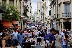 ...Aquí de nuevo, dando lo mejor a los que lo visitan, siendo como siempre, el Barrio de San Telmo. Espero que les guste!!