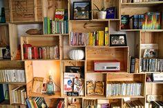 That bookshelves!!!