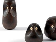 The Corbaris Decorative Little Owl by Atipico | Design Objects | AHAlife.com