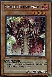 Original KONAMI Yu-Gi-Oh! Trading Card GLAS-DE087 Königliche Feuersturmwache / Royal Firestorm Guards Deck: GLAS Gladiator's Assault Seltenheit: Secret Rare Kartentyp: Effekt-Monsterkarte Typ: Pyro / Effekt ATK / DEF: 1700 / 1200 Kartennummer: 54040221 | Jetzt günstig bei eBay kaufen!