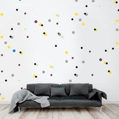 Adesivo Decorativo Bolinhas - Mode Deco