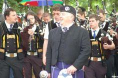 Tambour Major Peter McNamee