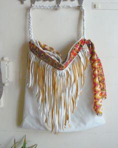 diy :Tote bag navajo