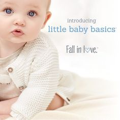 There's a moment for every parent when they fall in love. Maybe it's hearing that first giggle. Or feeling that first kick. Or that fresh new baby smell… At Carter's, we put that love into everything we do. Meet our newest arrival at carters.com/babybasics.