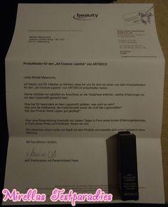 Ich testete den Art Couture Lipstick Classic in der Nuance 205 von Artdeco.
