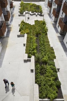 The Rivermark, West Sacramento, California, USA by David Baker Architects #LandscapeArchitecture