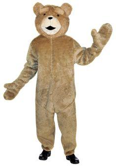 Disfraz oso Ted™ para adulto Disponible en: http://www.vegaoo.es/disfraz-oso-ted-para-adulto.html?type=product