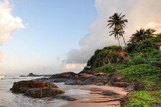 Beach, Bentota, Sri Lanka (www.secretlanka.com)
