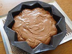 GATEAU POIRES- CHOCOLAT (thermomix) - Blog cuisine Thermomix avec recettes pour le TM5 & TM31