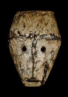 Nu in de #Catawiki veilingen: African Tribal LEGA Bwami Lukungu Mask. Democratic Republic of the Congo.