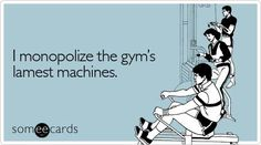 Hey, sometimes they're worth it. #fitness #gym #humor