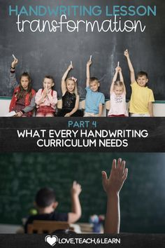 Are you looking to clean up your handwriting curriculum?  Are you a kindergarten teacher and have no idea where to start with handwriting?  Here is the perfect blog post series for you!  This 6 part handwriting transformation blog post will give you all the tools you need to get your students using correct formation while making it fun, hands on and engaging.  Learn all about what makes this handwriting curriculum the best around!  Great for Preschool, kindergarten and even first grade.