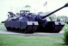 T28 Super Heavy Tank, known also as a T95 Gun Motor Carriage