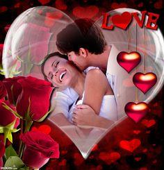 █▄◯╲╱ Ξ ♥ Love Heart Images, I Love You Pictures, Love You Gif, Love Photos, Morning Love Quotes, Good Morning My Love, Night Love, Good Night Image, Beautiful Romantic Pictures