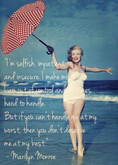 Memorable Marilyn Monroe Quotes and Sayings