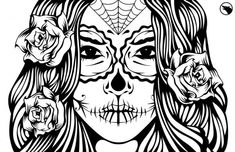 80 best Cricut cut files-Skulls and Skeletons images on Pinterest ...
