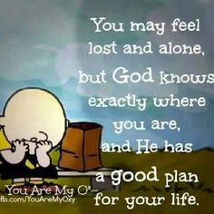 You are not alone, and yes you matter to God