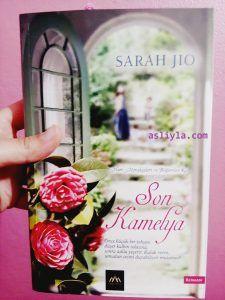 #sarahjio #kitap #book #arkadya #sonkamelya