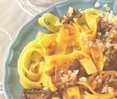 Receita Bolonhesa por andreiacalisto - Categoria da receita Pratos principais Carne