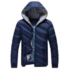 US $38.24 (Buy here - https://alitems.com/g/1e8d114494b01f4c715516525dc3e8/?i=5&ulp=https%3A%2F%2Fwww.aliexpress.com%2Fitem%2F2016-Winter-Korea-Style-Men-Hooded-Cotton-Warm-Coat-Thickin-MCA0011%2F32735174141.html) 2016 Winter Korea Style Men Hooded Cotton Warm Coat  Thickin MCA0011