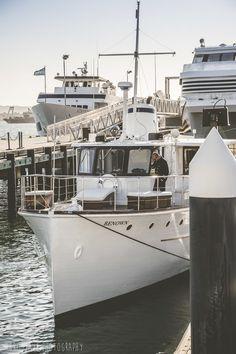 M C A San Go Horner Yacht Wedding