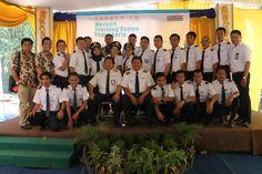 Merpati Training Centre ( Sekolah Pilot, FOO, Flight Attendant, Airlines Staff ) 0274-4536955 0812-1003-7757  www.mtcjogja.com @mtcjogja1