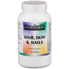 Wonderlife Hair, Skin and Nails Supplement | Review