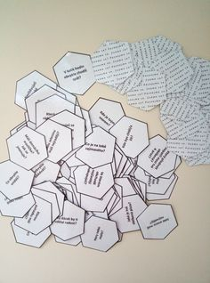 Montessori, Cards Against Humanity, Teaching, Education, Onderwijs, Learning, Tutorials