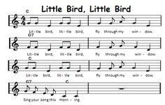 Looking For An Easy Music Game for your Class? You've come to the right place! I'm sharing an easy music game I like to do in the spring time with my preschool, kindergarten and 1st graders. Check out