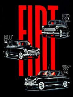 1955 Italia - Pubblicita' FIAT